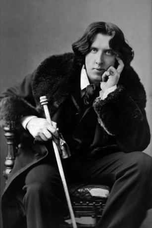 Author Oscar Wilde