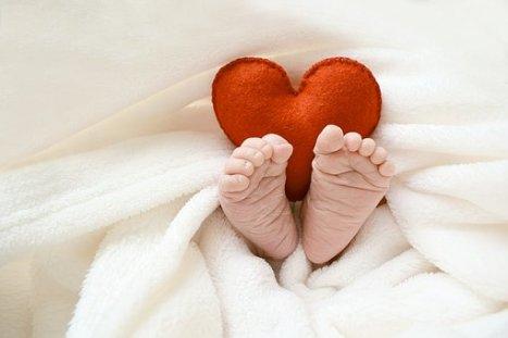 baby feet love